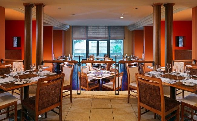 Le-M–ridien-Malta-Scirocco–Restaurant-Dinner