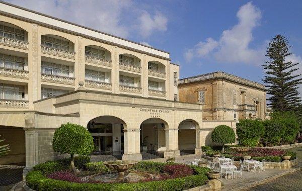 Corinthia Palace Hotel, Attard