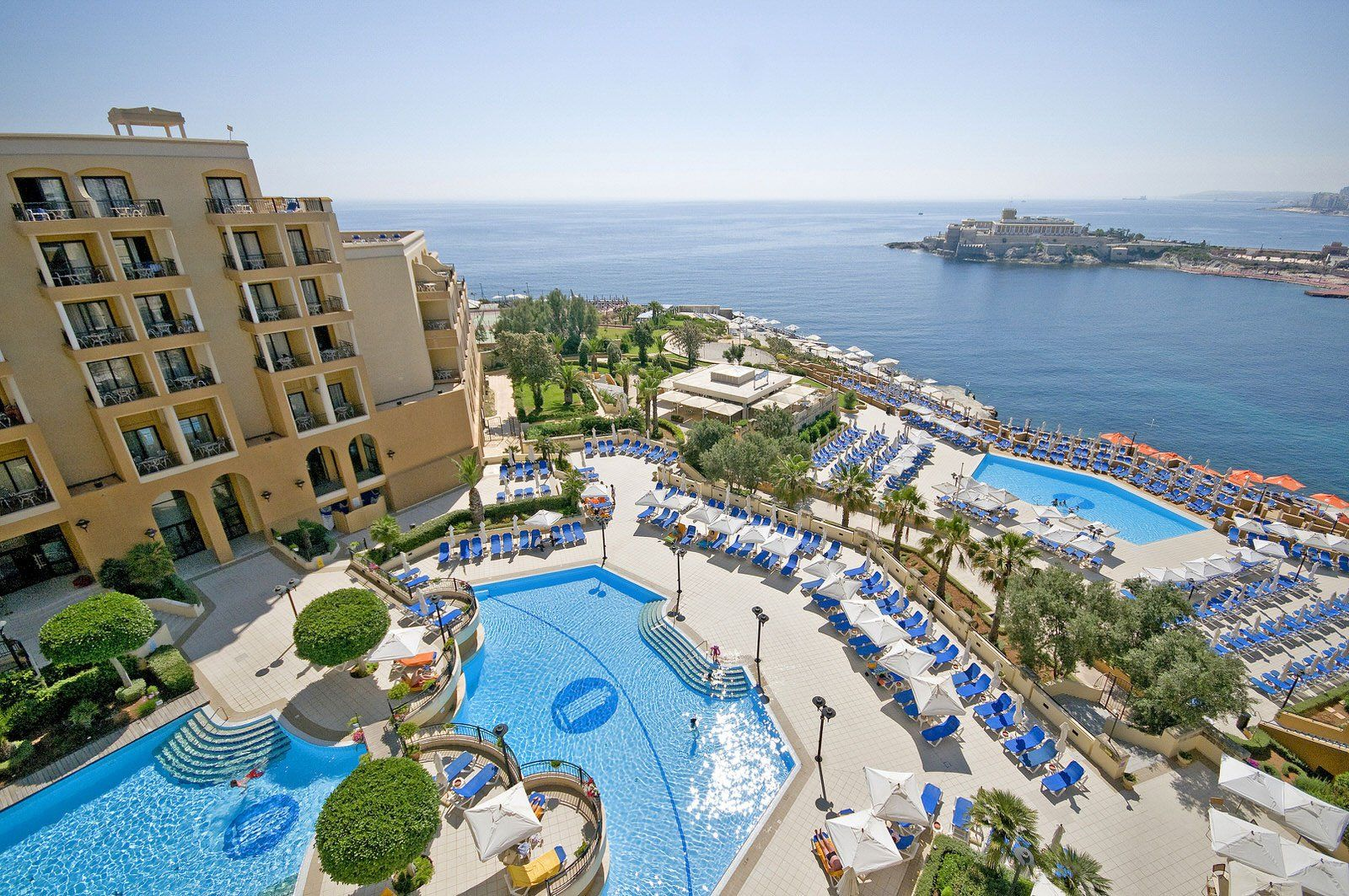 Marina Hotel At The Corinthia Beach Resort, St Julians